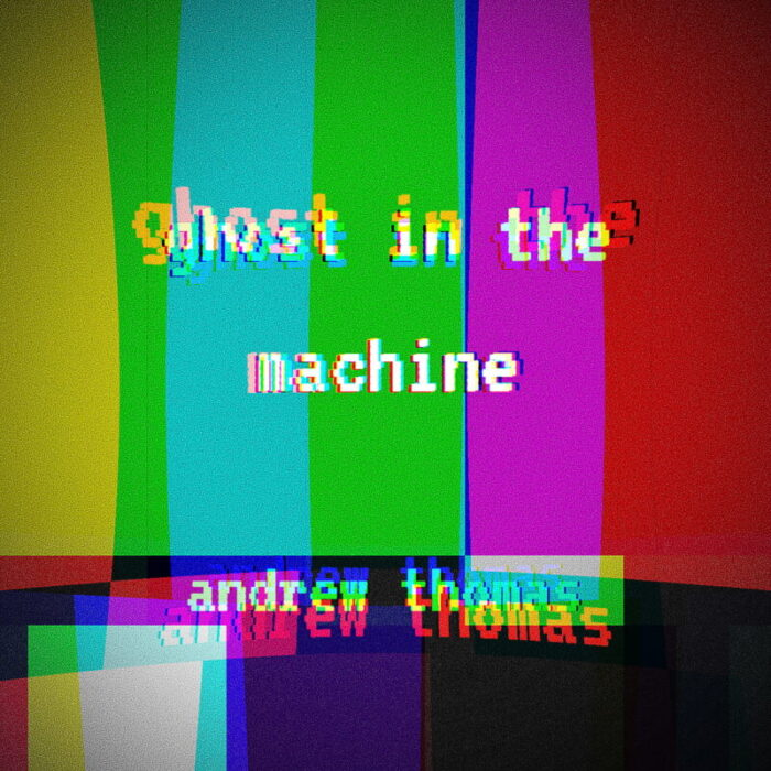 Ghost in the Machine single cover art